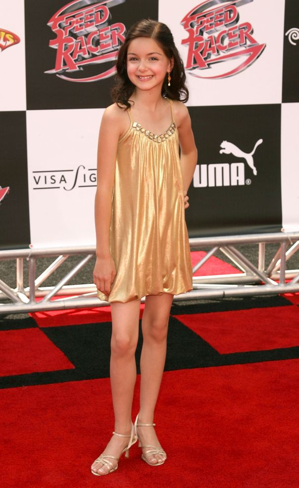 2008: Premiere Of 'Speed Racer'