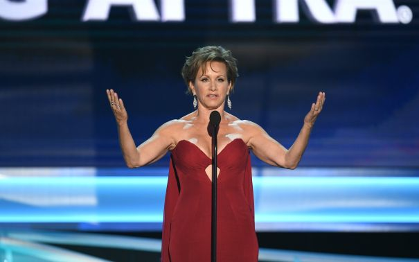 Gabrielle Carteris' Powerful Message