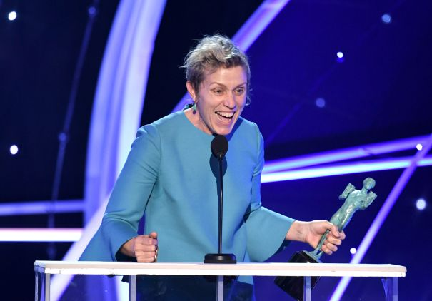Frances McDormand Brings It Home