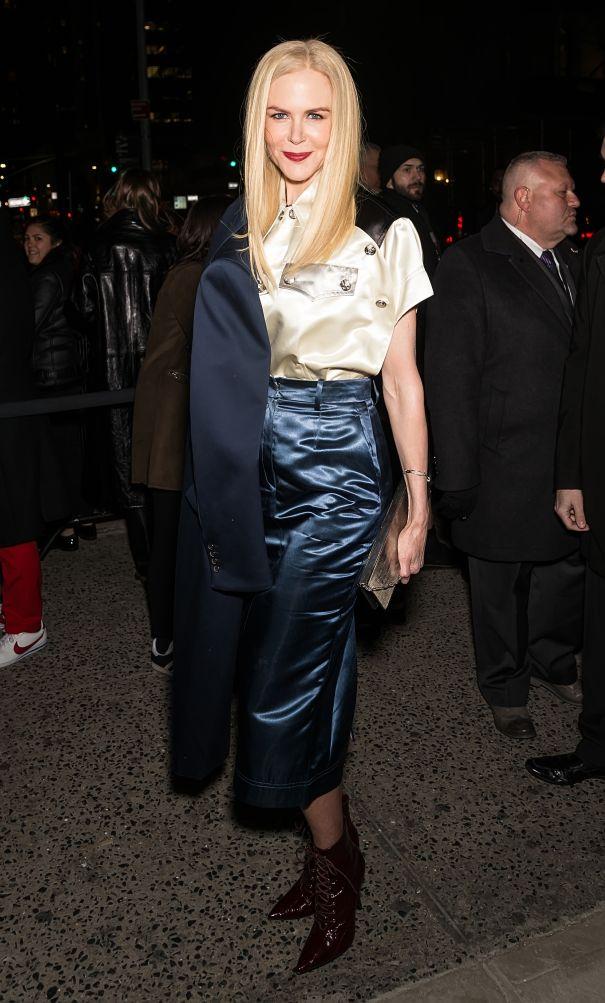 2018 Calvin Klein Collection NYFW Show