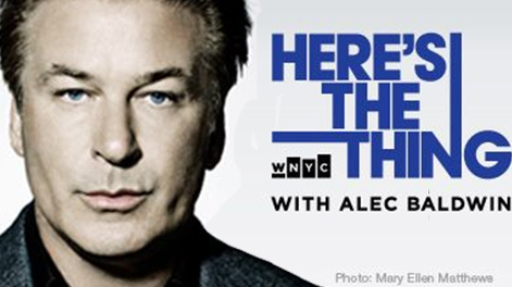 Alec Baldwin – 'Here's The Thing'