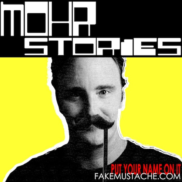 Jay Mohr – 'Mohr Stories With Jay Mohr'