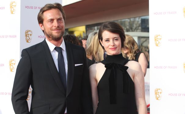 Claire Foy And Stephen Campbell