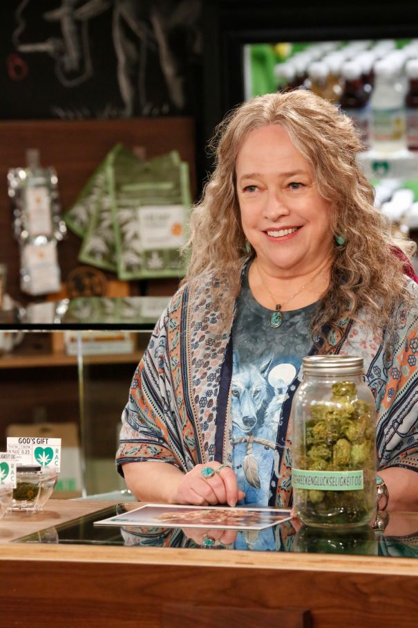 'Disjointed' Goes Up In Smoke