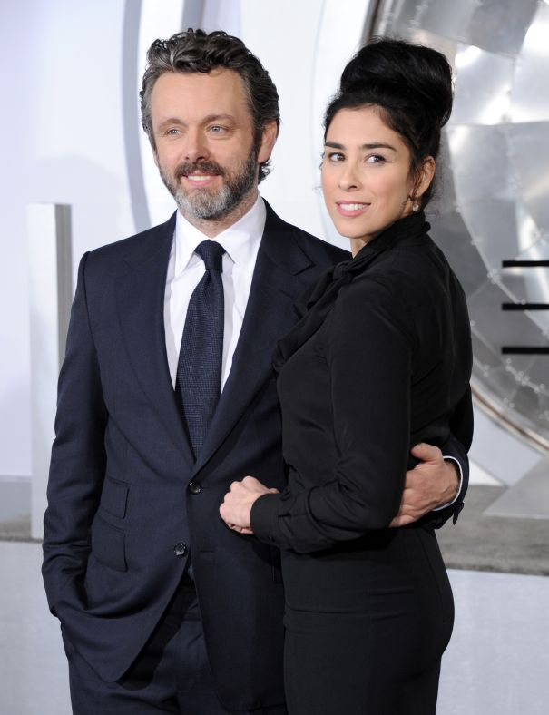 Sarah Silverman And Michael Sheen Have Uncoupled