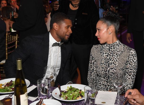 Usher and Grace Miguel Call It Quits