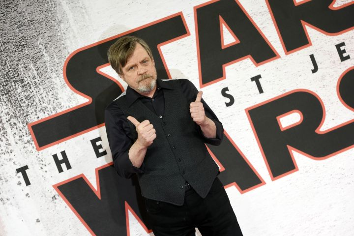 Mark Hamill - Getty Images