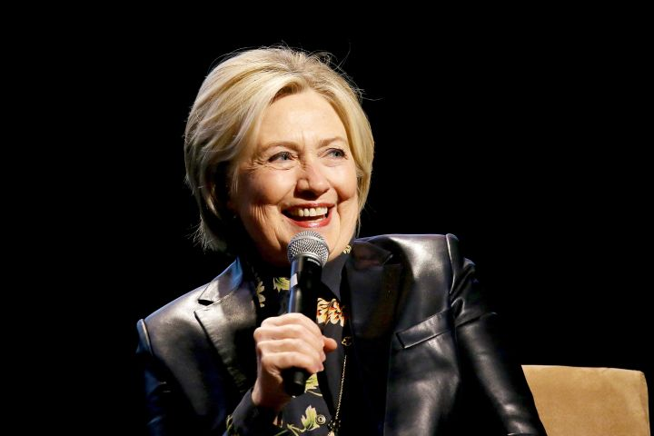 Hillary Clinton - Getty Images