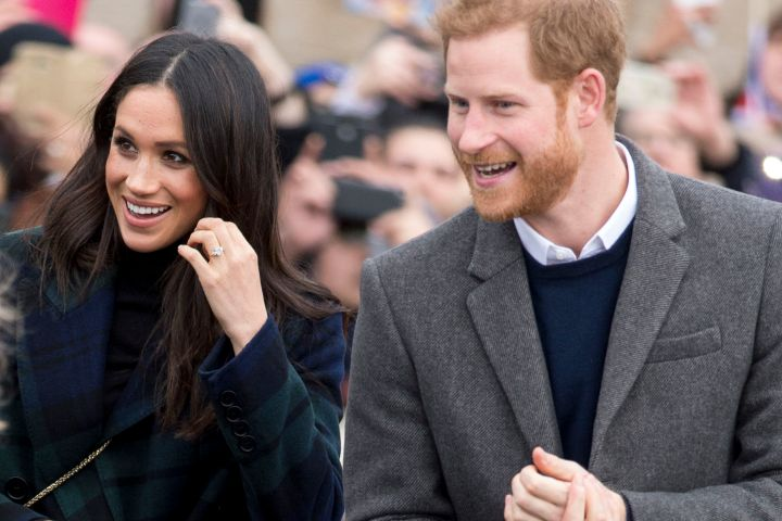 Prince Harry and Meghan Markle will tie the knot on May 19