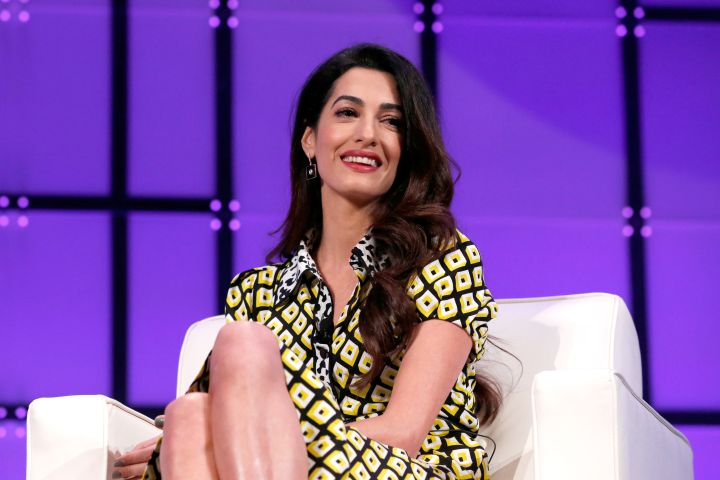 Amal Clooney - Getty Images
