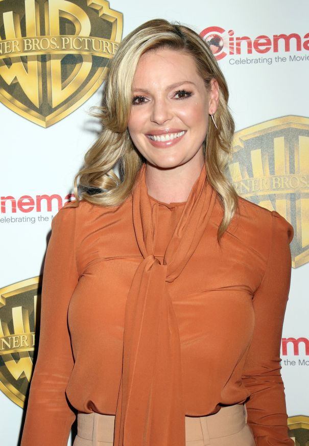 Katherine Heigl Was Almost On 'Dawson's Creek'