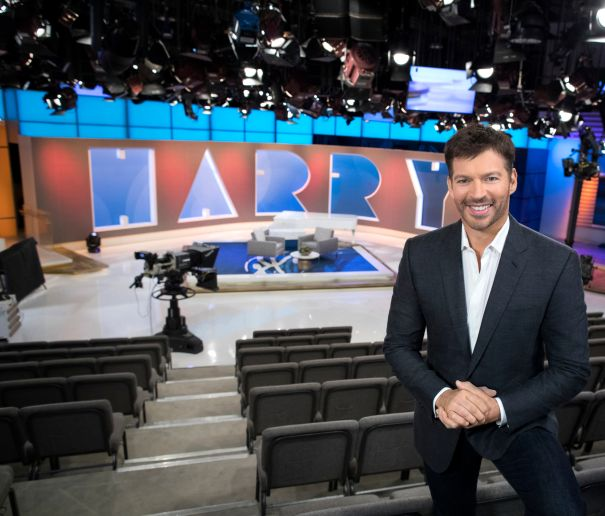 'Harry' Gone After 2 Seasons