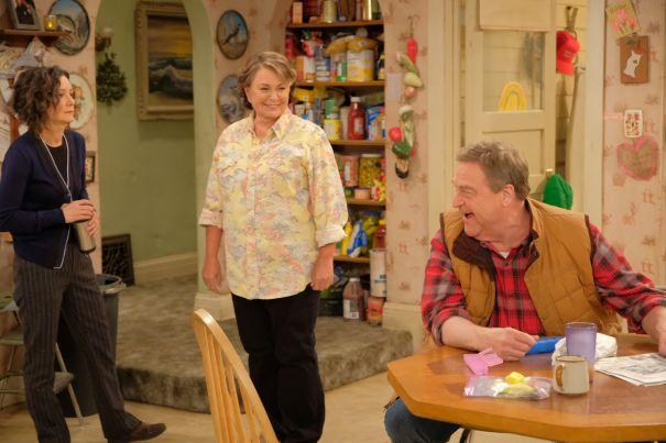 'Roseanne' - season premiere