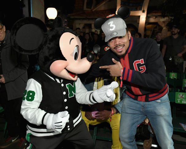 Chance Meets Mickey