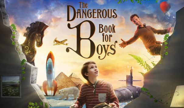 'The Dangerous Book for Boys' - series premiere