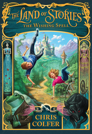 Chris Colfer: 'The Land Of Stories'