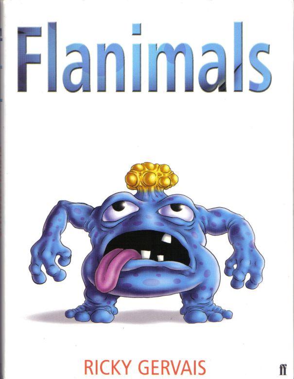 Ricky Gervais: 'Flanimals'