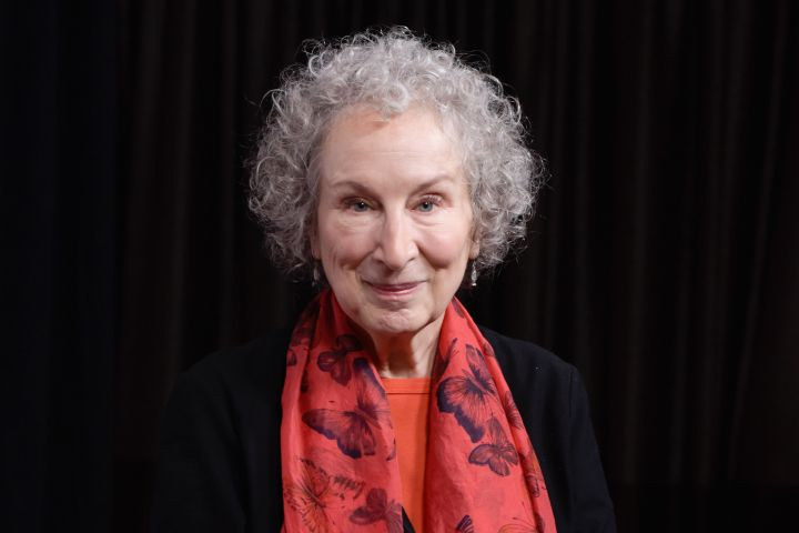 Margaret Atwood - Getty Images