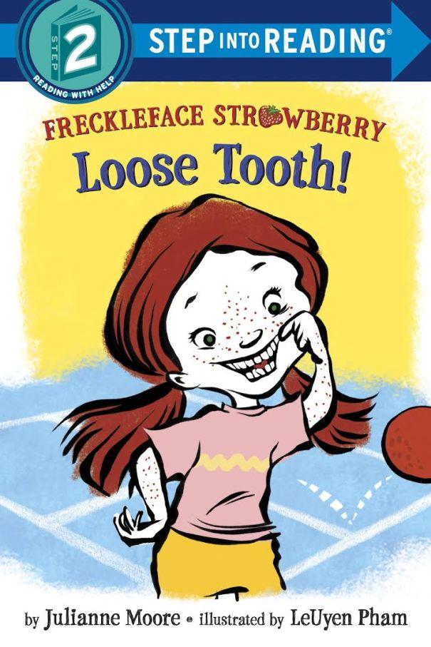 Julianne Moore: 'Freckleface Strawberry'