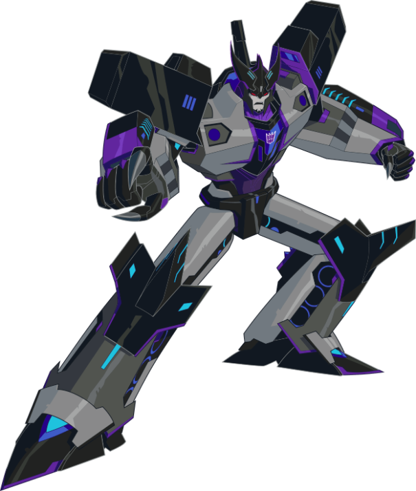 Megatronus In 'Transformers: Power Of The Primes'
