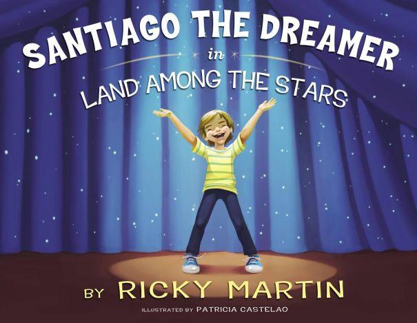 Ricky Martin: 'Santiago The Dreamer In Land Among The Stars'