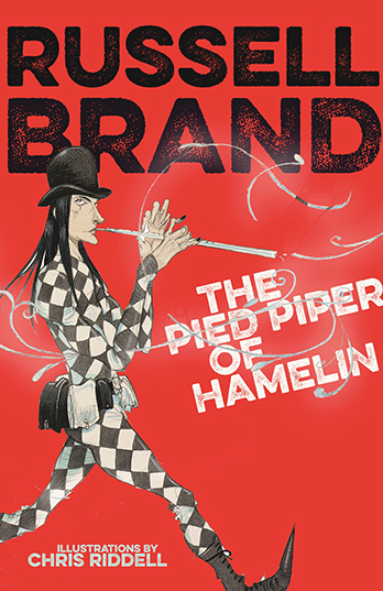 Russell Brand: 'The Pied Piper Of Hamelin'