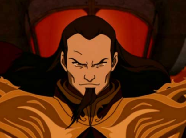 Firelord Ozai In 'The Last Airbender'