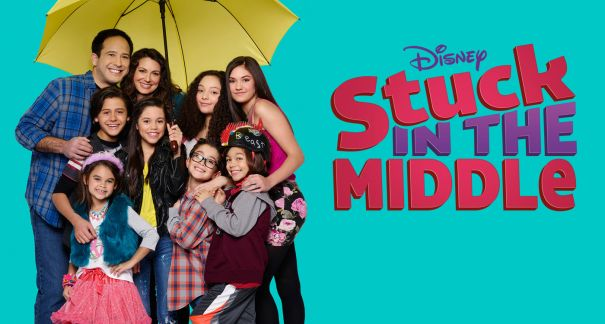 'Stuck In The Middle' Is Out
