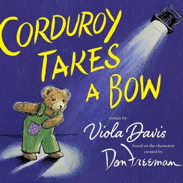 Viola Davis: 'Corduroy Takes A Bow'