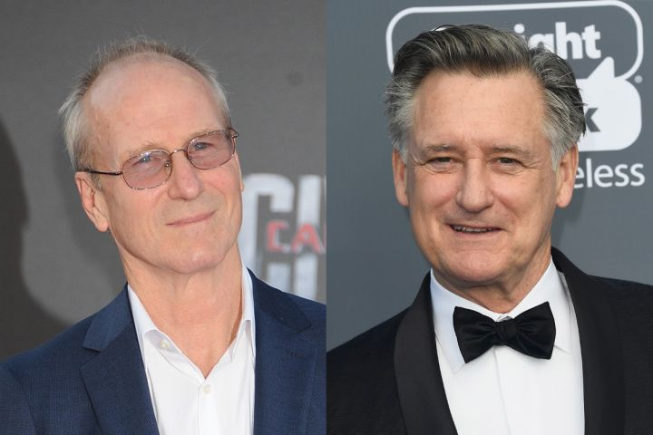 William Hurt and Bill Pullman - Getty Images