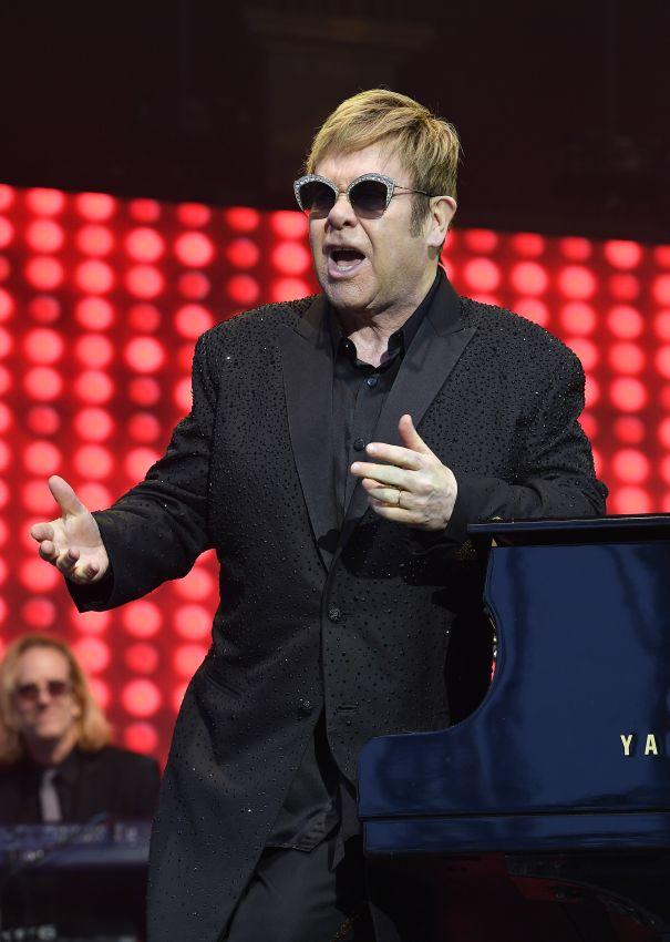 Harry's Circle: Sir Elton John