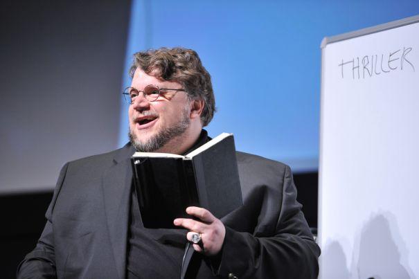 Guillermo Del Toro In Toronto
