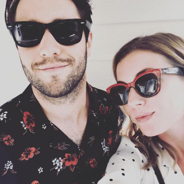 Emily VanCamp + Josh Bowman