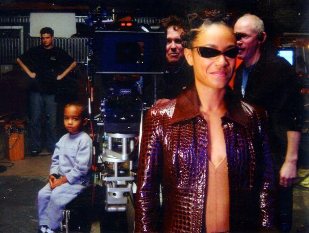 Jada Pinkett Smith Shares Adorable Throwback
