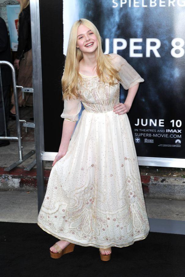 2011: 'Super 8' Premiere