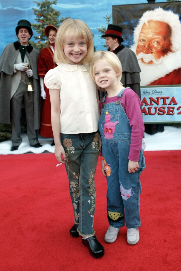 2002: 'The Santa Claus 2' Premiere In Hollywood