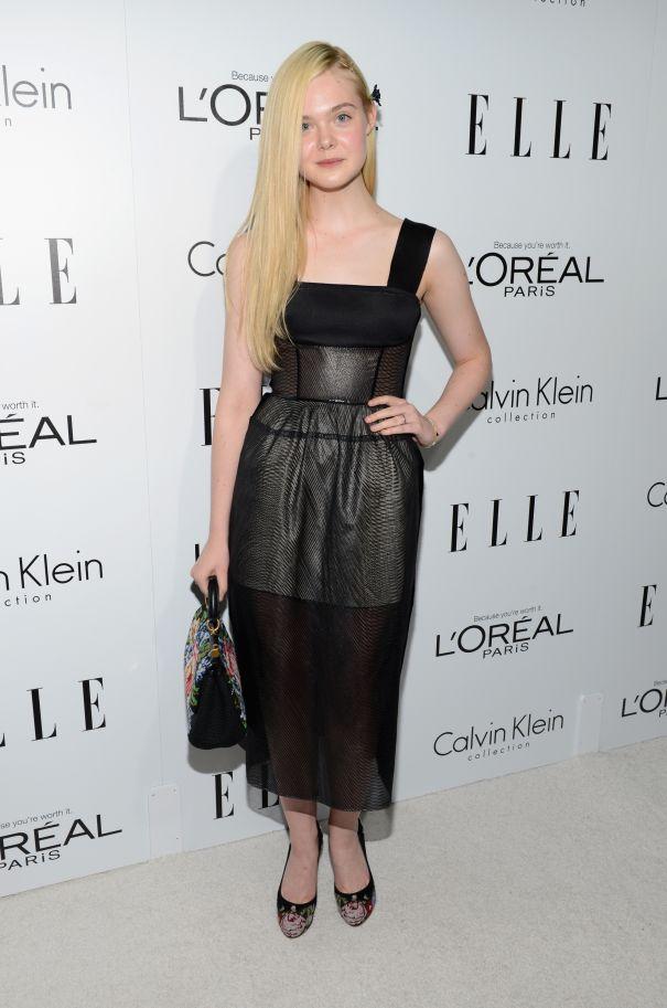2012: Elle's 19th Women In Hollywood Celebration