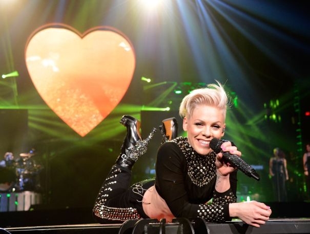 P!nk Supports LGBTQ Equality