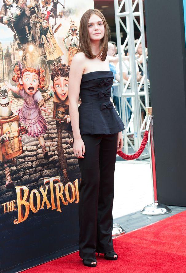 2014: 'The Boxtrolls' Premiere