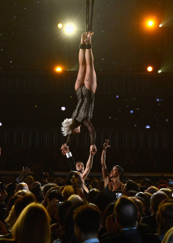 Her High-Flying Performances