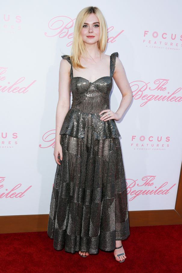 2017: 'The Beguiled' Premiere In Los Angeles