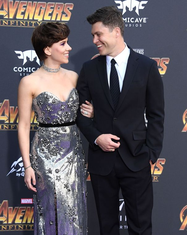 Scarlett And Colin Make It RC Official