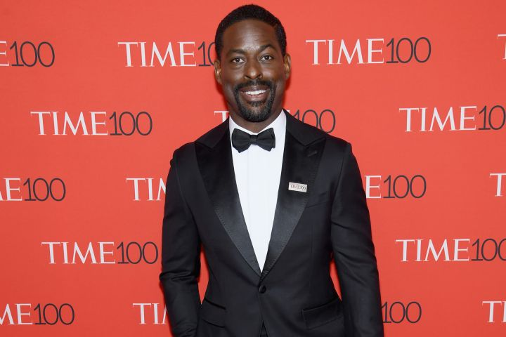 NEW YORK, NY - APRIL 24:  Actor Sterling K. Brown attends the 2018 Time 100 Gala at Jazz at Lincoln Center on April 24, 2018 in New York City.  (Photo by Dimitrios Kambouris/Getty Images for Time)