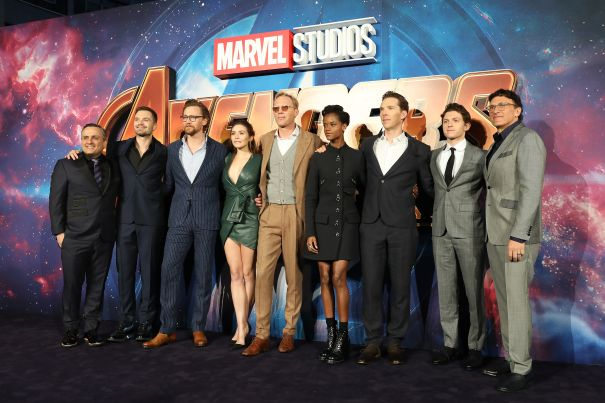 'Avengers' Assemble! ...In The U.K.