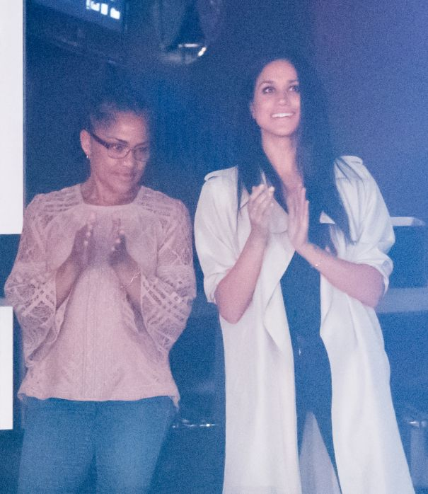 Meghan's Circle: Her Mother