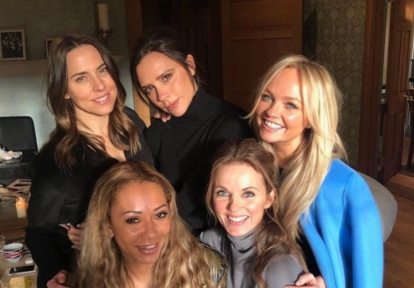 Harry's Circle: The Spice Girls