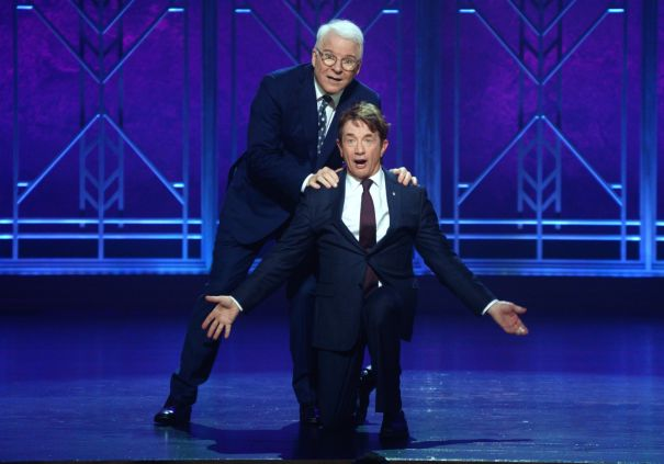 'Steve Martin and Martin Short: An Evening You Will Forget for the Rest of Your Life'