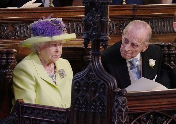 Queen Elizabeth II + Prince Philip