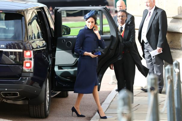 2018- Princess Eugenie's Wedding