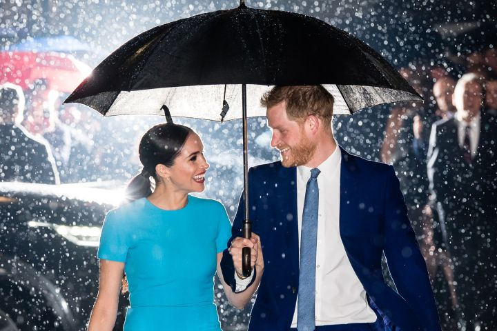 Meghan Markle, Prince Harry. Photo: Samir Hussein/WireImage/Getty